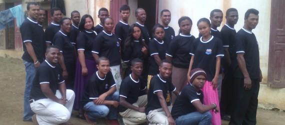Les étudiants du CEFOI en voyage d'étude à Andaingo
